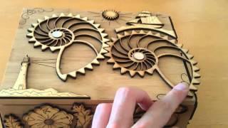 Proposal puzzle box