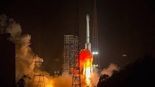 China launches Algeria