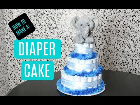 Xxx Mp4 Instructions On How To Make A Diaper Cake 3gp Sex