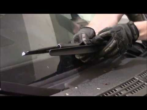 Rover Windshield Wipers Replacement and Installation on Land Rover Range Rover L322