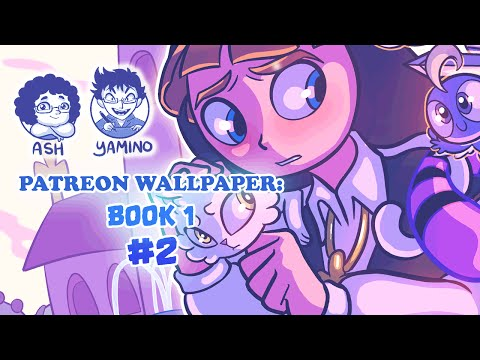 Wallpaper: Book 1 (Ink)