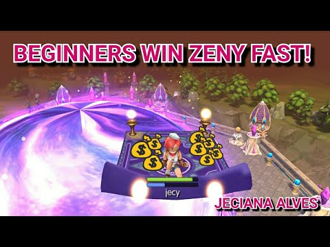 RO MOBILE HOW TO FARM ZENY VERY FAST!