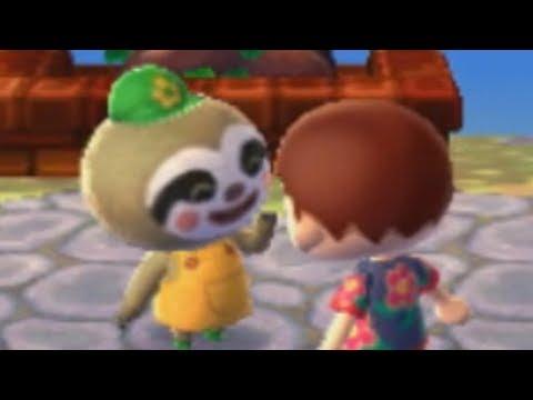 Animal Crossing: New Leaf #47 • Weeding Day