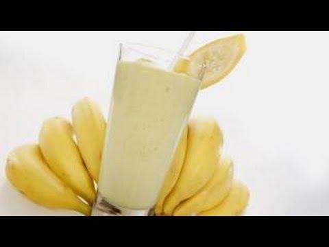 Ice-Cream Banana Smooothie