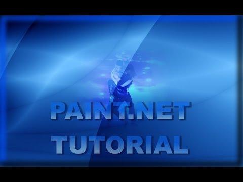 PAINT.NET EFFECTS TUTORIAL