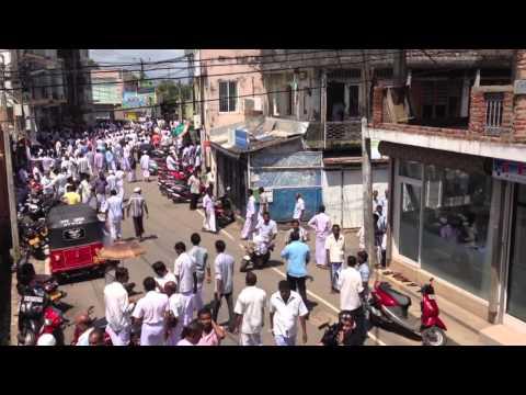 Second largest gemstone market in Sri Lanka (Beruwala)