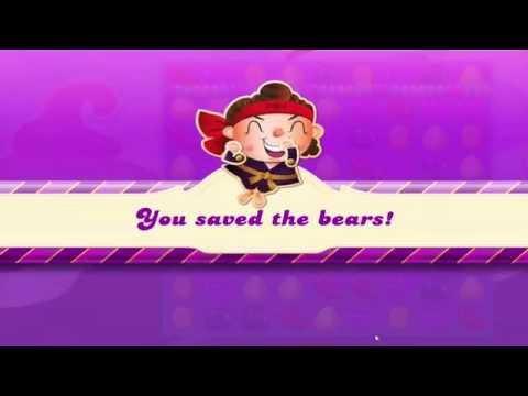 Candy Crush Soda Saga Level 390, Hard Level, No Boosters ✩✩