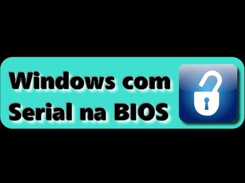 Instalar o Windows 8 ou 8.1 com serial na Bios [UEFI] - HD