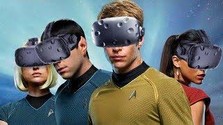 VR Space Team! - STAR TREK BRIDGE CREW