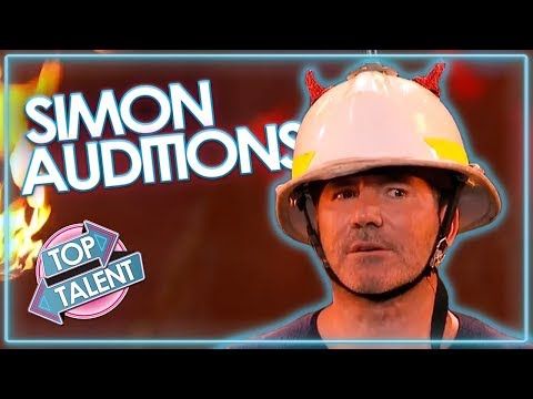 BEST SIMON COWELL Auditions on Got Talent! | Top Talent