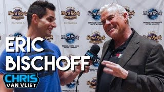 Eric Bischoff: I'd turn Roman Reigns heel, Vince saying the N-word, Smackdown on FOX