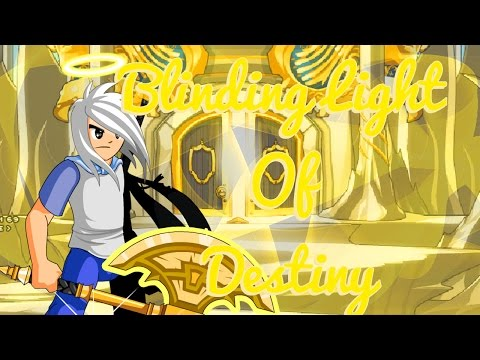 ⌠Aqw⌡ Quickest Tip To Getting 'Blinding Light of Destiny'