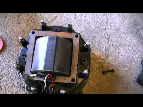 1984 Cadillac Coupe DeVille - Distributor Cap and Rotor Replacement