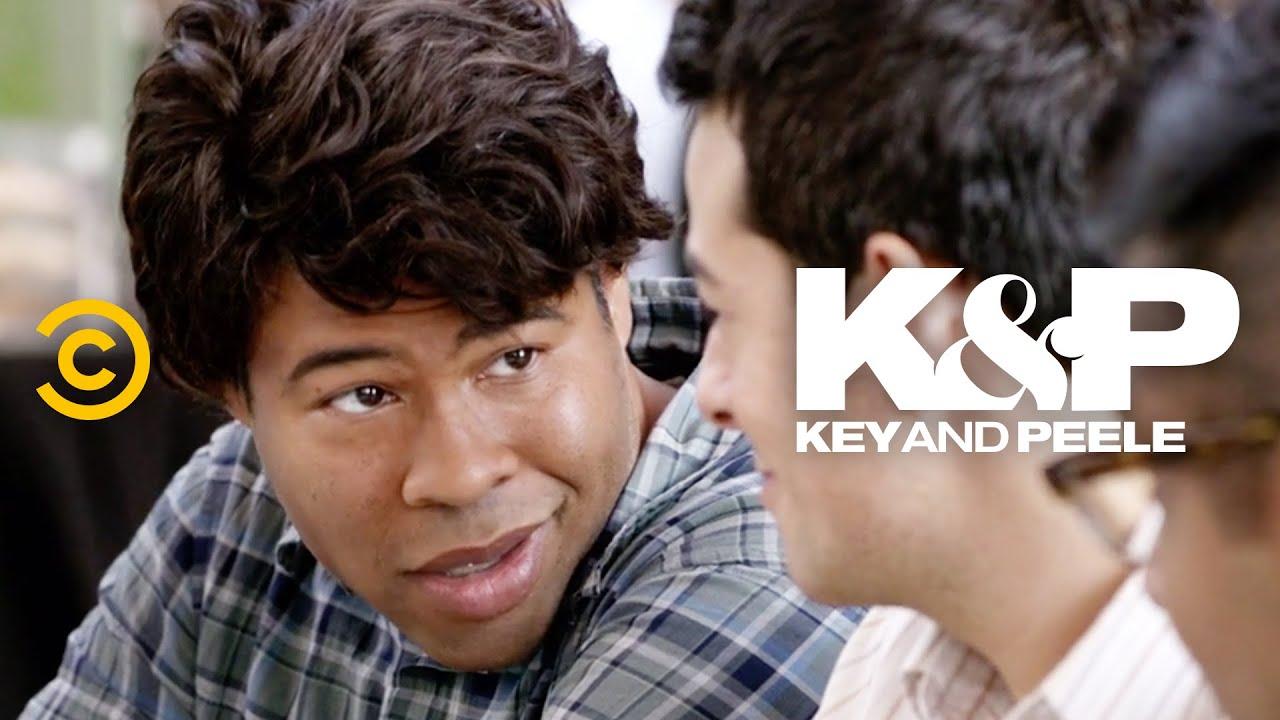 That One Friend Who Makes Everything Awkward - Key & Peele
