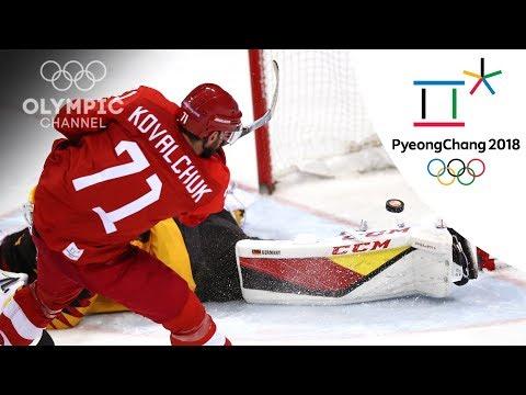 Ice Hockey Recap | Winter Olympics 2018 | PyeongChang
