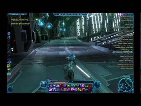 SWTOR White color crystal (Where to get)