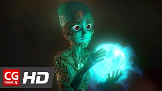 "CGI Animated Short Film ""NOVA"" by The Animation School   CGMeetup"