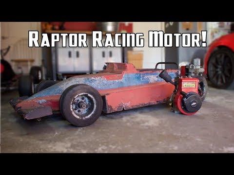 Flathead Briggs Raptor Engine Rebuild for 60's Go Kart!
