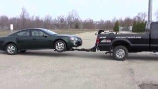 Minute Man XD Slide In Wheel Lift Demonstration
