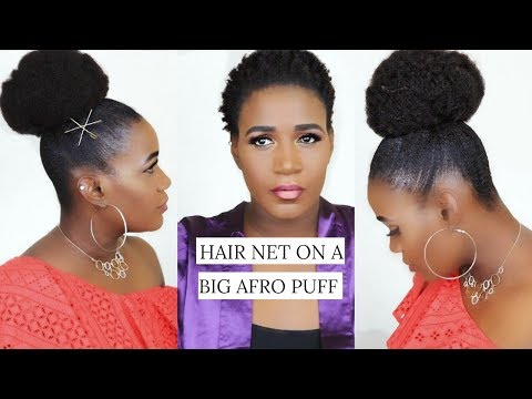 10 MINUTE AFRO PUFF USING CLIP INS ON SHORT THIN NATURAL HAIR |BETTERLENGTH
