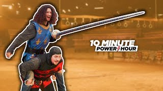 Game Grumps Does Medieval Times (Special Episode!) - Ten Minute Power Hour