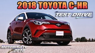 REVIEW: 2018 Toyota C-HR
