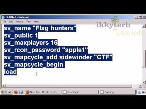 How to create Halo CE server( basics).