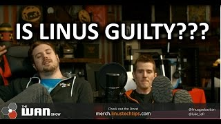 DID LINUS STEAL THE RAZER PROTOTYPE?? - WAN Show January 13, 2017