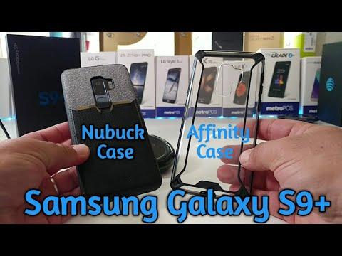 Samsung Galaxy S9+ Poetic Affinity & Nubuck Case