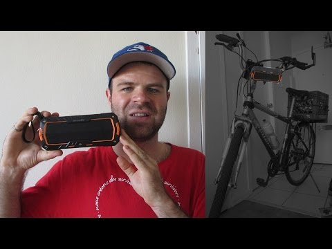 Cheap Audio System for your Bike - Blitzwolf BW-F3 Bluetooth Speaker Review
