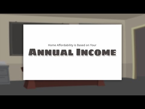 Annual Income Requirements for FHA Loans