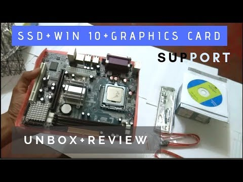 Zebronics G41 D3 Motherboard Combo+2gb Ddr3 Ram& 2.4 Ghz Core 2 Duo Cpu review | snapdeal.com