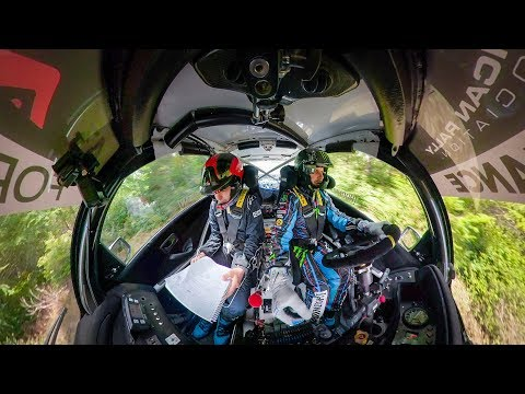 GoPro Fusion: POV Ken Block Trial Run at Oregon Trail Rally