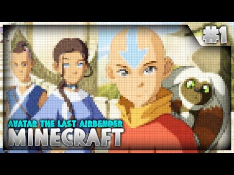 Minecraft: Avatar The Last Airbender -