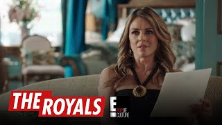 The Royals | Queen Helena Tries to Pick a Wife for King Robert Off a List | E!
