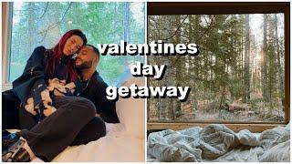 vlog: valentines day getaway!