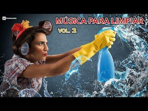 MUSICA PARA LIMPIAR LA CASA ¡Con Ritmo! de Fondo/Musica Positiva Para Levantar El Animo y Trabajar 2