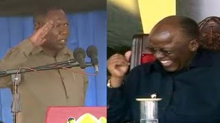 MANENO YA AGREY MWANRI 'YAMKAUSHA MBAVU' MAGUFULI