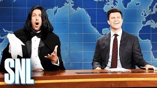 Download Weekend Update: Opera Man Returns - SNL Video