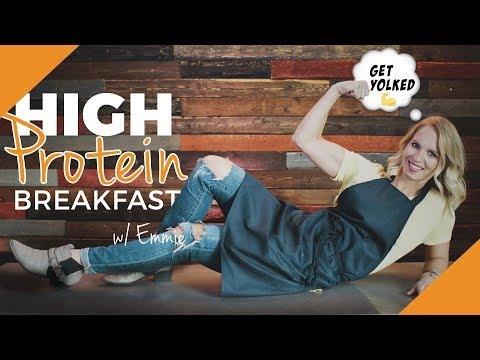 High-Protein Breakfast for Weight Loss: Start Your Day Right
