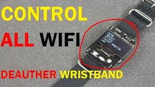 Testing WiFi Pineapple with ESP8266 Deauther - PakVim net HD