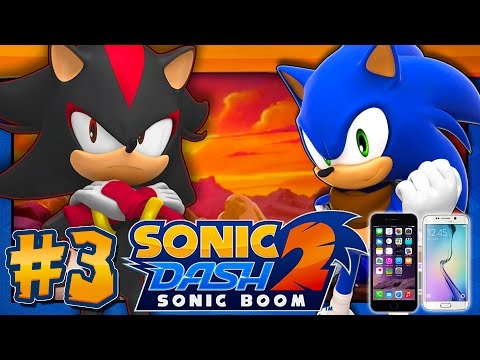 MOBILE | Sonic Dash - inklusive Angry Birds Special