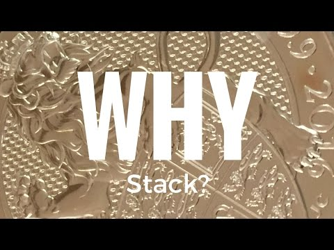 Why is Silver Important, Why Stack it at all?