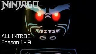 LEGO Ninjago Season 7 - Hands of Time THEME SONG   Daikhlo