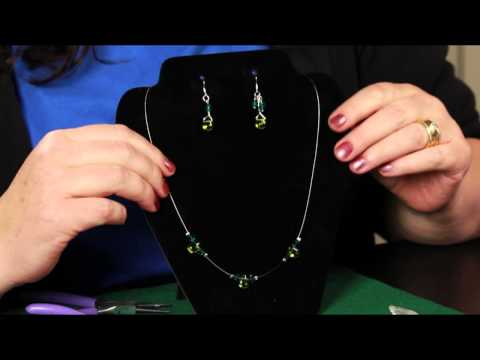 Ideas for Fashion Jewelry Designs With Crystals : Jewelry Crafts