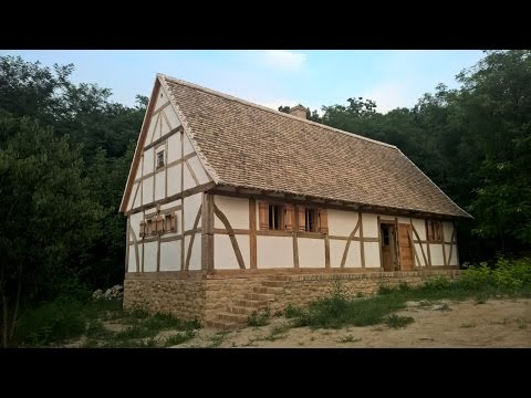 Travels with Spy: German Timber-Frame Houses [Part 1]