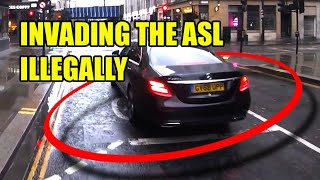 ASL Invader Undertakes Cyclist In Pathetic MGIF attempt.