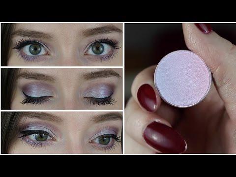 Holographic Eye Tutorial: Pop of Makeup Geek- BlackLight