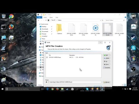 HOW TO CONVERT FLV FILES TO MP4. (OBS)