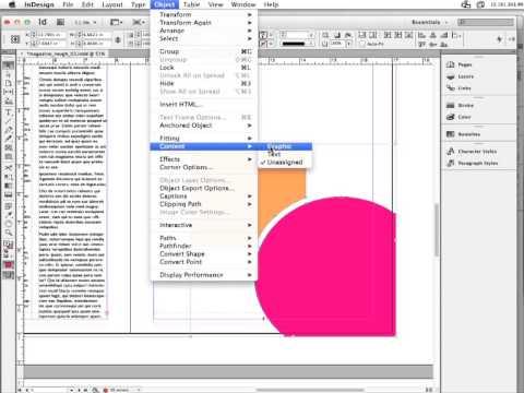 Illustrator Image Frames for InDesign